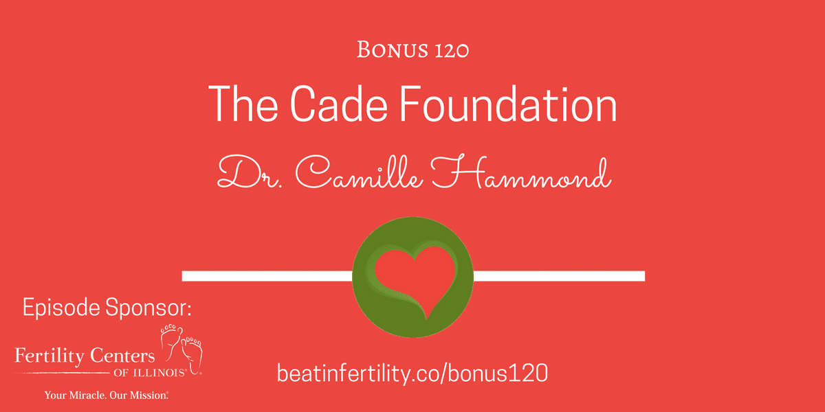 BONUS 120: The Cade Foundation