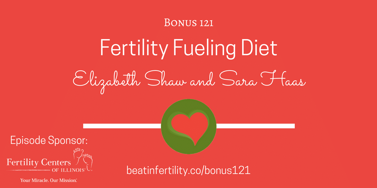 BONUS 121: Fertility Fueling Diet