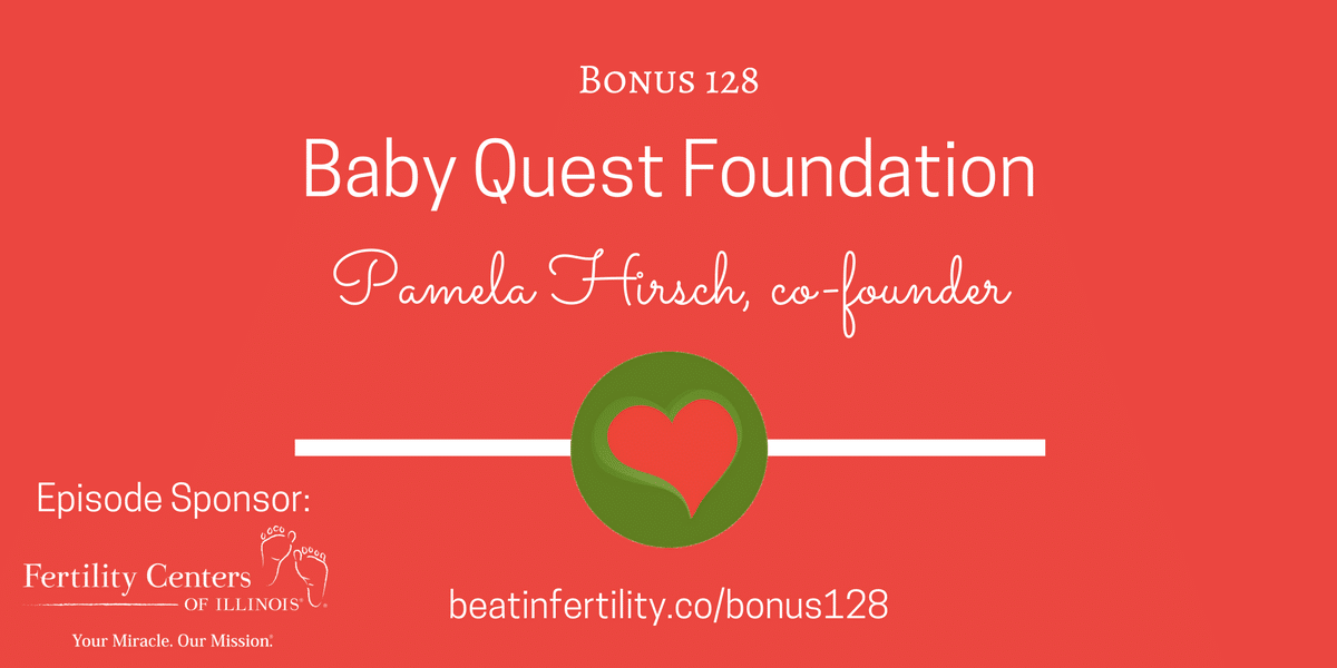 BONUS 128: Baby Quest Foundation
