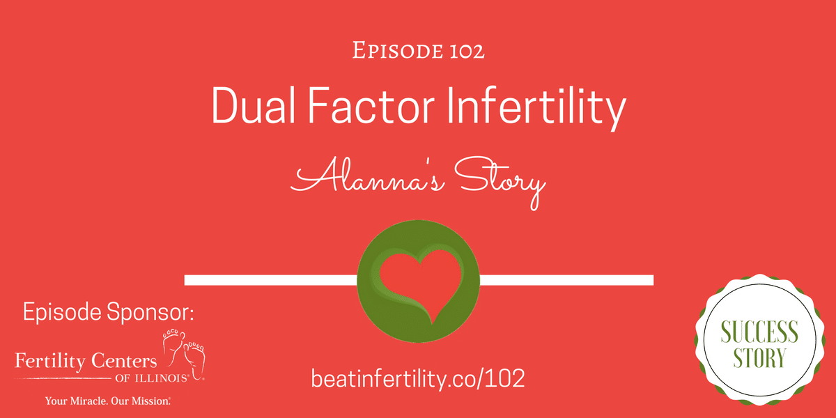 102: Dual Factor Infertility [SUCCESS]