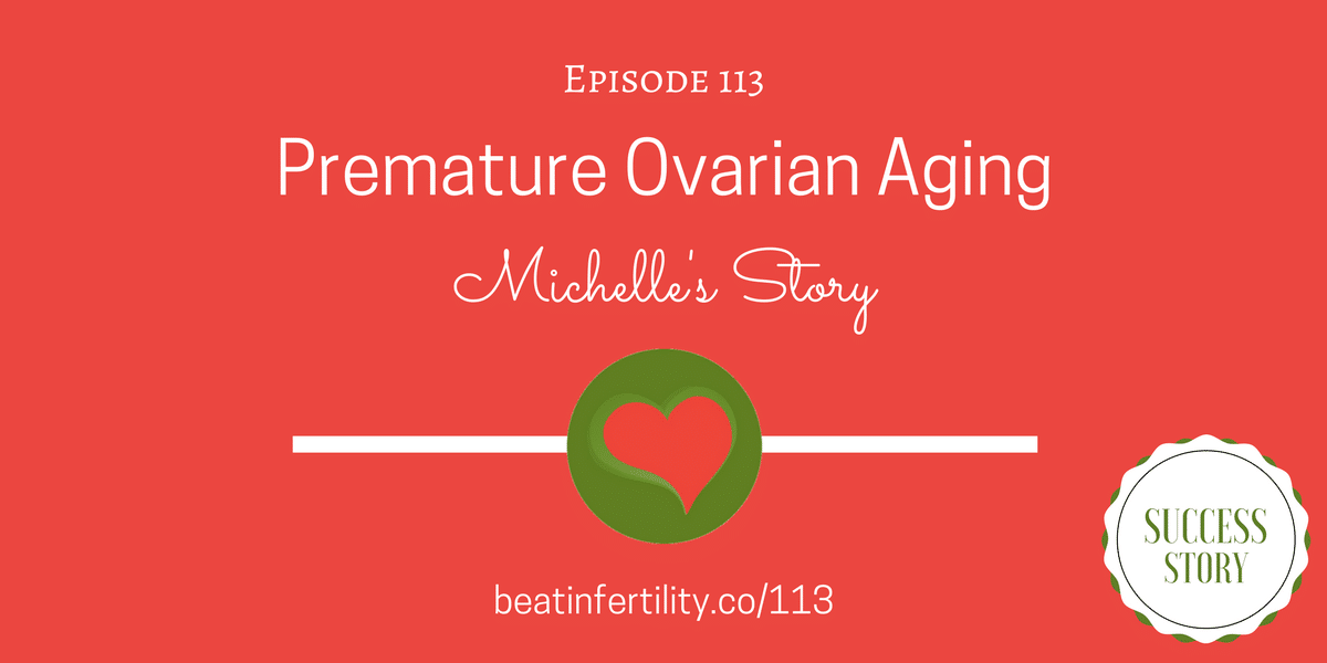 113: Premature Ovarian Aging [SUCCESS]