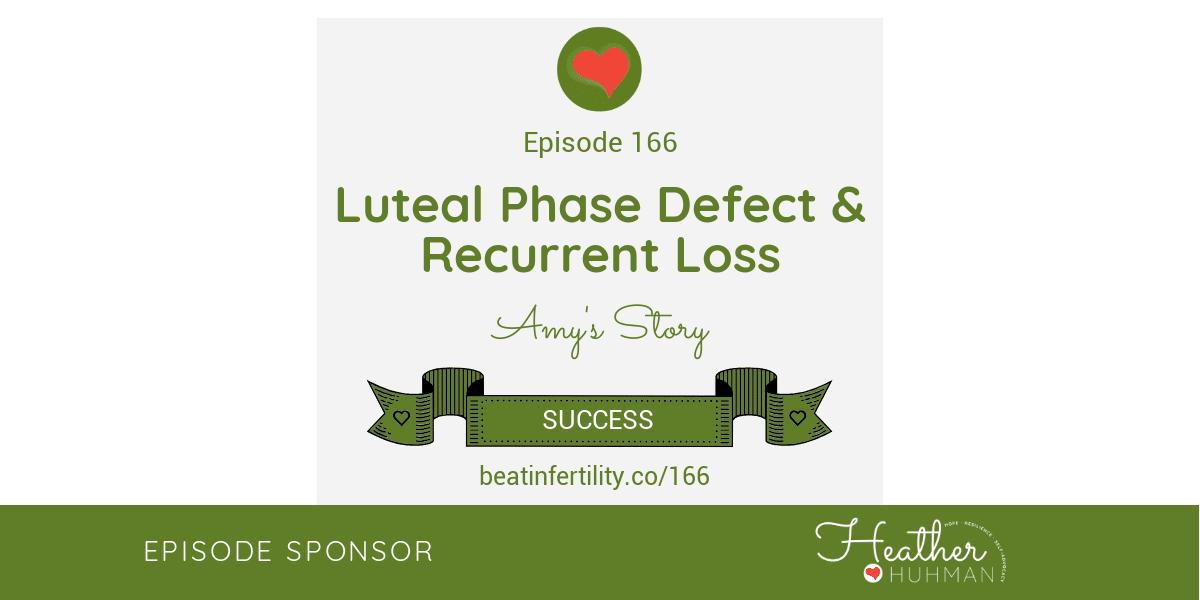 166: Luteal Phase Defect & Recurrent Loss [SUCCESS]