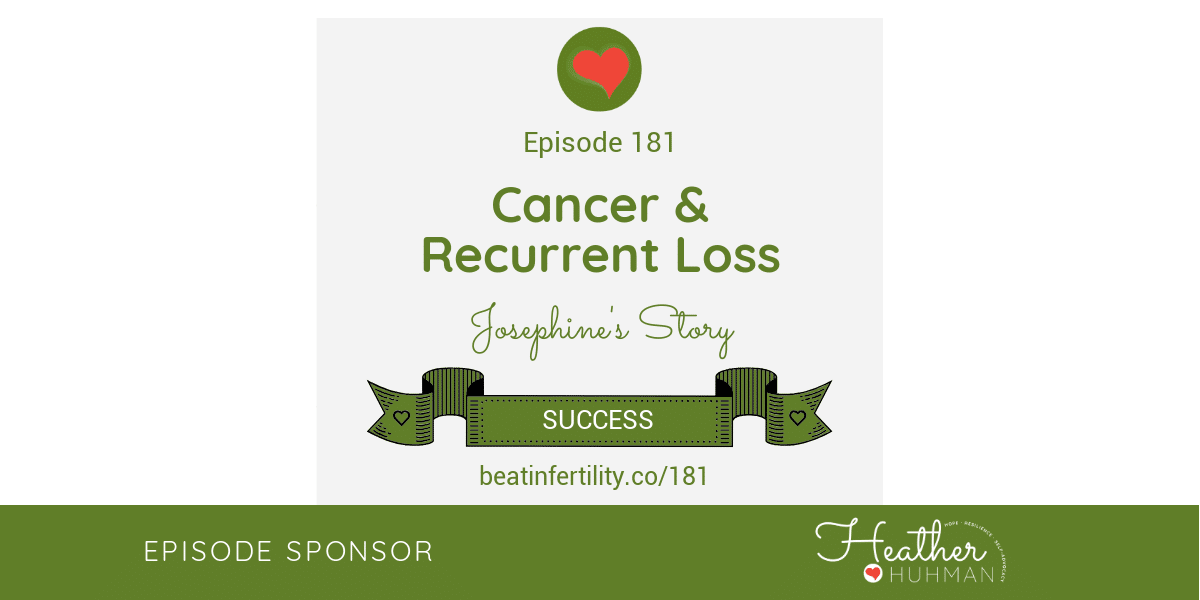 181: Cancer & Recurrent Loss [SUCCESS]