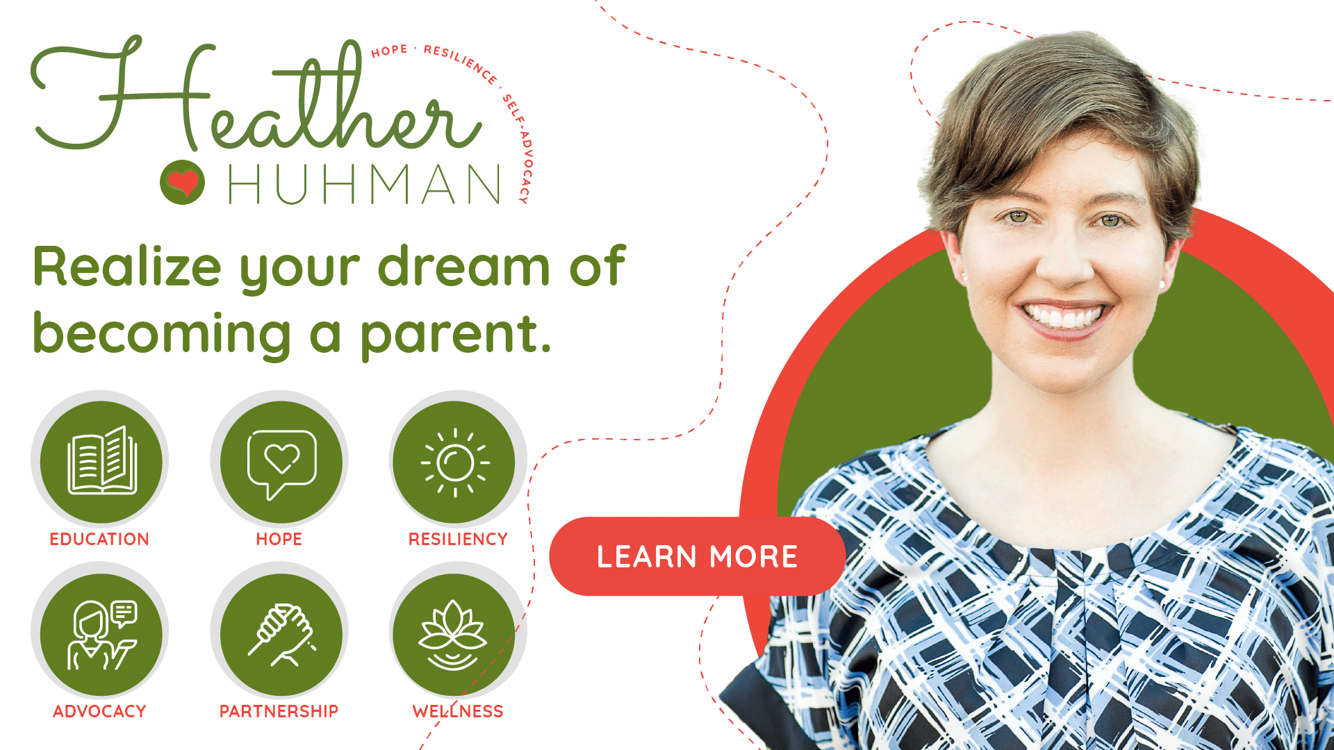 Infertility Coaching with Heather Huhman
