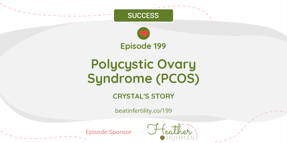 199: Polycystic Ovary Syndrome (PCOS) [SUCCESS]