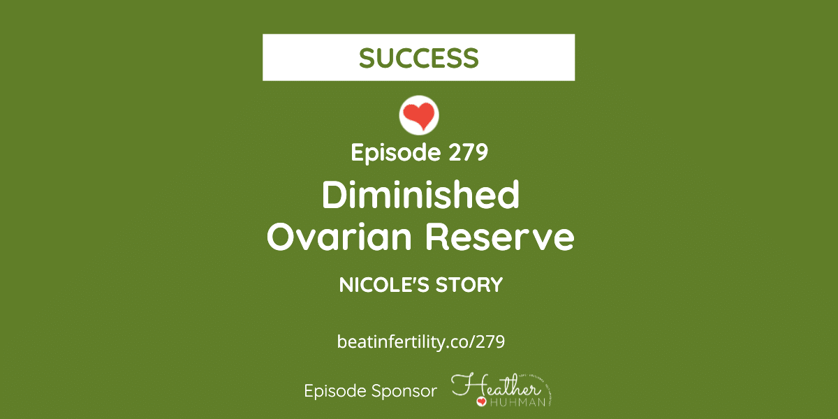 Diminished Ovarian Reserve [SUCCESS]
