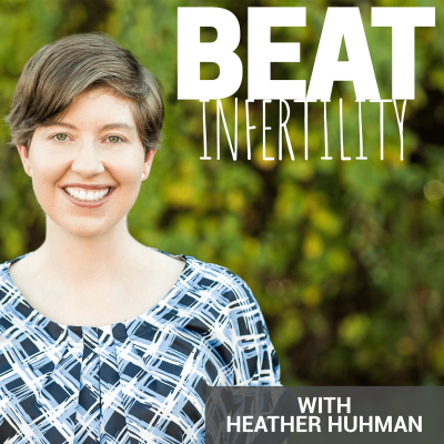 Beat Infertility podcast cover
